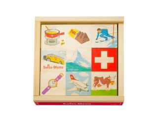 [3歳-]メモ・スイス〈神経衰弱・メモリーゲーム〉Atelier Fischer