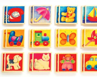 [3歳-]ペアカード〈神経衰弱・メモリーゲーム〉SELECTA