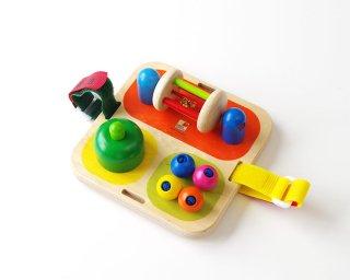 [0歳-]タボリニ〈ベビーベッドの木のおもちゃ〉SELECTA