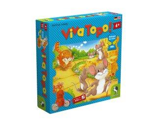 [3歳半-]ねことねずみの大レース〈すごろくゲーム〉Pegasus