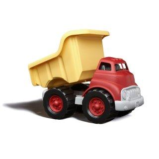 [1歳-]ダンプトラック〈車のおもちゃ〉Green Toys