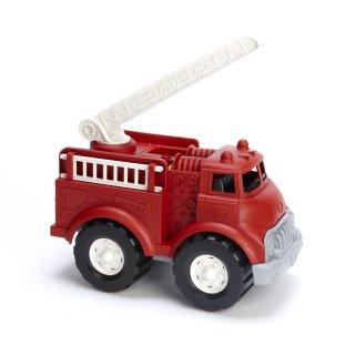 [1歳-]ファイヤートラック〈車のおもちゃ〉Green Toys