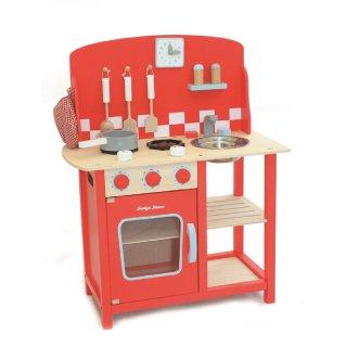 [1歳-]キッチンダイナー〈ままごとキッチン〉Indigo Jamm