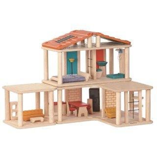 [3歳-]クリエイティブ プレイ  ハウス〈ドールハウス〉PLANTOYS