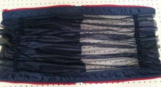 商品型番 S20003 紺のメッシュ