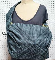 商品型番 R10014 紺のデニム地に縦縞の織柄      推奨体重の目安    〜13kg位まで