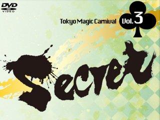 "Tokyo Magic Carnival""Secret"" Vol.3 Shimpei Katsuragawa"