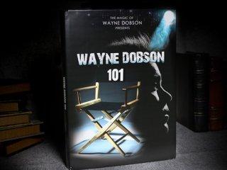 【洋書】Wayne Dobson 101