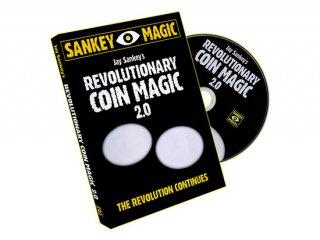 Revolutionary Coin Magic 2.0 by Jay Sankey