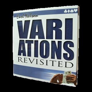 【洋書】Variations Revisited by Earl Nelson