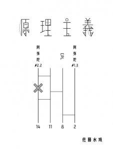 原理主義 by砂糖水