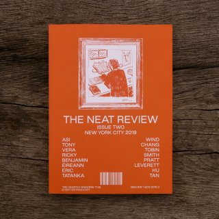【洋書】THE NEAT REVIEW Issue 2