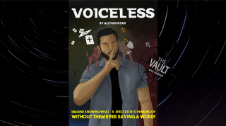 【MMSダウンロード】【e-book】VOICELESS(ボイスレス) by Ali Foroutan Mixed Media