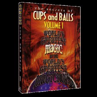 【MMSダウンロード】Cups and Balls Vol.1〜3 (World's Greatest Magic)