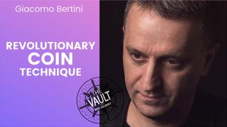 【MMSダウンロード】Revolutionary Coin Technique(レボリューショナリー・コインテクニック) by Giacomo Bertini