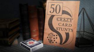 【洋書】50 Crazy Card Stunts by U.F.Grant