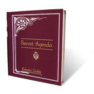 【洋書】Secret Agenda by Roberto Giobbi
