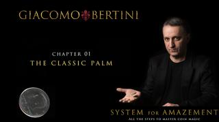 【MMSダウンロード】Bertini on the Classic Palm(ジャコモ・ベルティニのクラシックパーム) by Giacomo Bertini