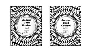 【MMSダウンロード】【洋書】Andrus Card Control (2 book set)