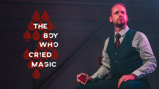 【洋書】The Boy Who Cried Magic by Andi Gladwin