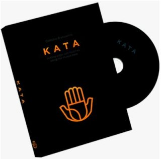【DVD】KATA by Dafedas B