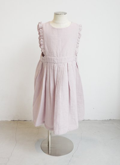 apron dress / lavender
