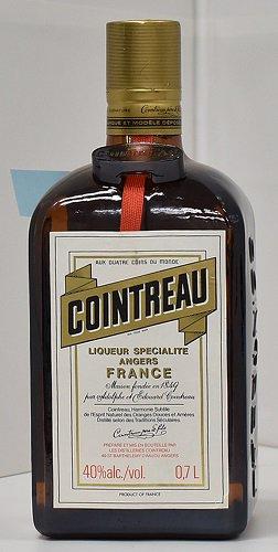 オールドボトル COINTREAU 700ml 40% 1970〜80年代
