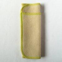 多い日用(L)よもぎ染め 糸:黄緑
