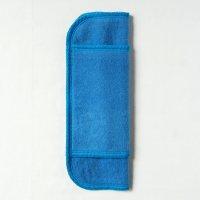 少ない日用(S)藍染め 糸:ターコイズブルー