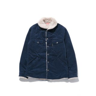 <img class='new_mark_img1' src='https://img.shop-pro.jp/img/new/icons16.gif' style='border:none;display:inline;margin:0px;padding:0px;width:auto;' />CORDUROY BOA LINING JACKET 【HOLLYWOOD RANCH MARKET(ハリウッドランチマーケット)】 通販