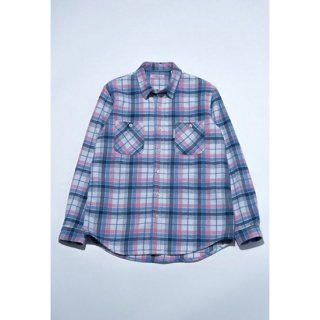 SPRING FLANNEL CHECK L/S SHIRT【HOLLYWOOD RANCH MARKET(ハリウッドランチマーケット)】 通販