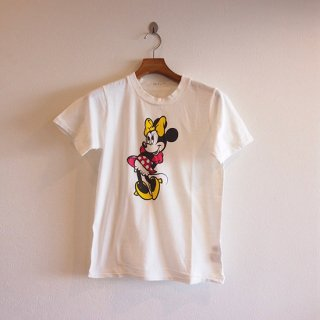 <img class='new_mark_img1' src='https://img.shop-pro.jp/img/new/icons16.gif' style='border:none;display:inline;margin:0px;padding:0px;width:auto;' />Minnie Mouse Tee【JACKSON MATISSE(ジャクソン マティス)】 通販