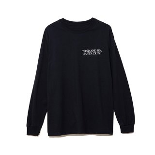 Long Sleeve Cut-Sewn SANTA CRUZ 【WIND AND SEA(ウィンダンシー)】 通販