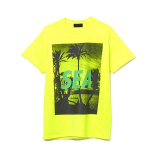 T-SHIRT Palm Tree Photo 【WIND AND SEA(ウィンダンシー)】 通販