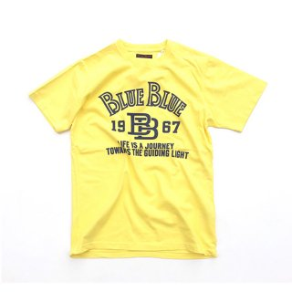 <img class='new_mark_img1' src='https://img.shop-pro.jp/img/new/icons16.gif' style='border:none;display:inline;margin:0px;padding:0px;width:auto;' />Cross BB Tシャツ【BLUE BLUE(ブルーブルー)】 通販