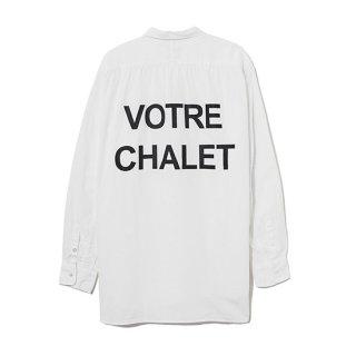 Pullover Long Shirt 【NAISSANCE(ネサーンス)】 通販