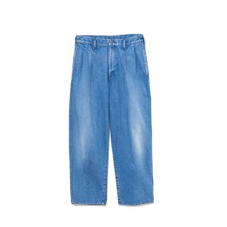 DENIM WIDE PANTS【NAISSANCE(ネサーンス)】 通販