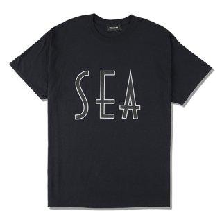 SEA(wavy)T-SHIRT【WIND AND SEA(ウィンダンシー)】 通販