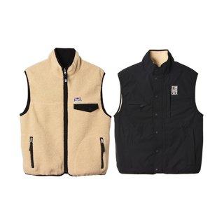 SD Fleestretch Reversible Vest【STANDARD CALIFORNIA(スタンダードカリフォルニア)】 通販
