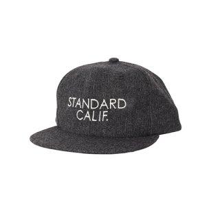 SD Logo Wool Cap【STANDARD CALIFORNIA(スタンダードカリフォルニア)】 通販