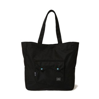 <img class='new_mark_img1' src='https://img.shop-pro.jp/img/new/icons16.gif' style='border:none;display:inline;margin:0px;padding:0px;width:auto;' />PORTER×BLUEBLUE Western Tote Bag 【BLUE BLUE(ブルーブルー)】 通販
