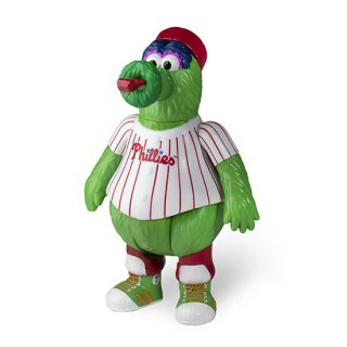 MLB MASCOT REACTION FIGURE - PHILLIE PHANATIC (PHILADELPHIA PHILLIES)【JACKSON MATISSE(ジャクソン マティス)】