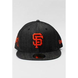 NEW ERA×HRM San Francisco Giants Denim Cap【HOLLYWOOD RANCH MARKET(ハリウッドランチマーケット)】 通販