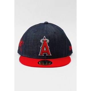 NEW ERA×HRM Los Angeles Angeles Denim Cap【HOLLYWOOD RANCH MARKET(ハリウッドランチマーケット)】 通販