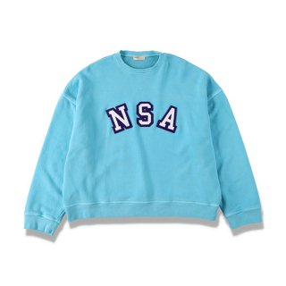 NSA CREW SWEAT 【NAISSANCE(ネサーンス)】 通販