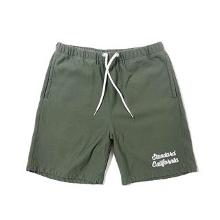 SD US Cotton Script Logo Sweat Shorts【STANDARD CALIFORNIA(スタンダードカリフォルニア)】 通販