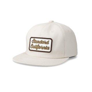 SD Logo Patch Pique Cap【STANDARD CALIFORNIA(スタンダードカリフォルニア)】 通販