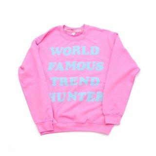WORLD FAMOUS TREND HUNTER Sweat【JACKSON MATISSE(ジャクソン マティス)】 通販