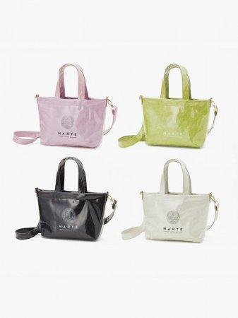 MARTE Tyvek® × PVC Shoulder Bag