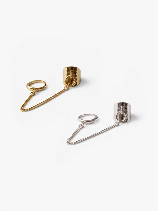 MARTE Chain Set Ring